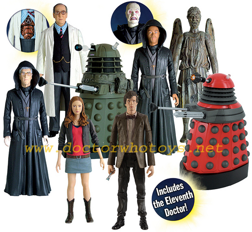Season 5 Wave 1 Action Figures