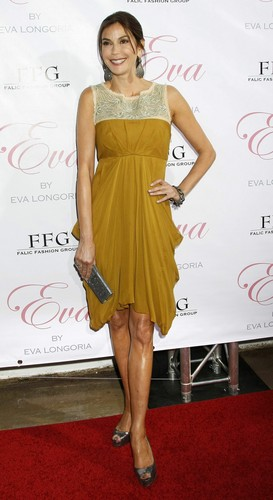 Teri @ Eva Longoria Parker Fragrance Launch