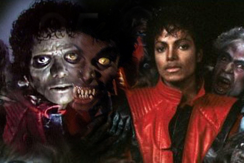 * THRILLER NIGHT *