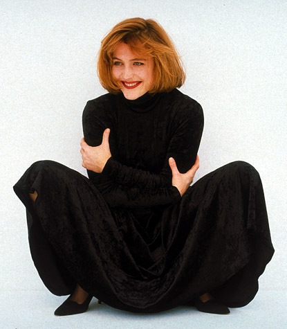 Gillian- Early Photo Shoot