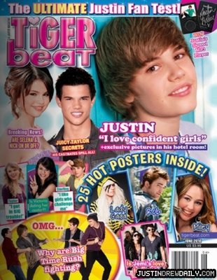 Magazines > 2010 > Tiger Beat (June 2010)