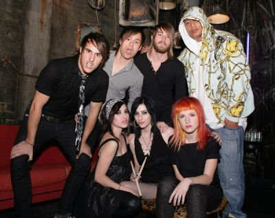 Paramore With The Veronicas