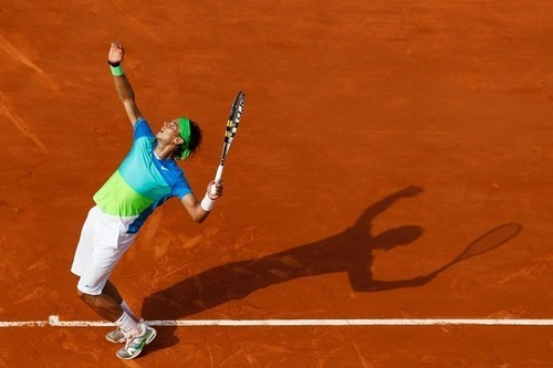 Rafa at Roland Garros