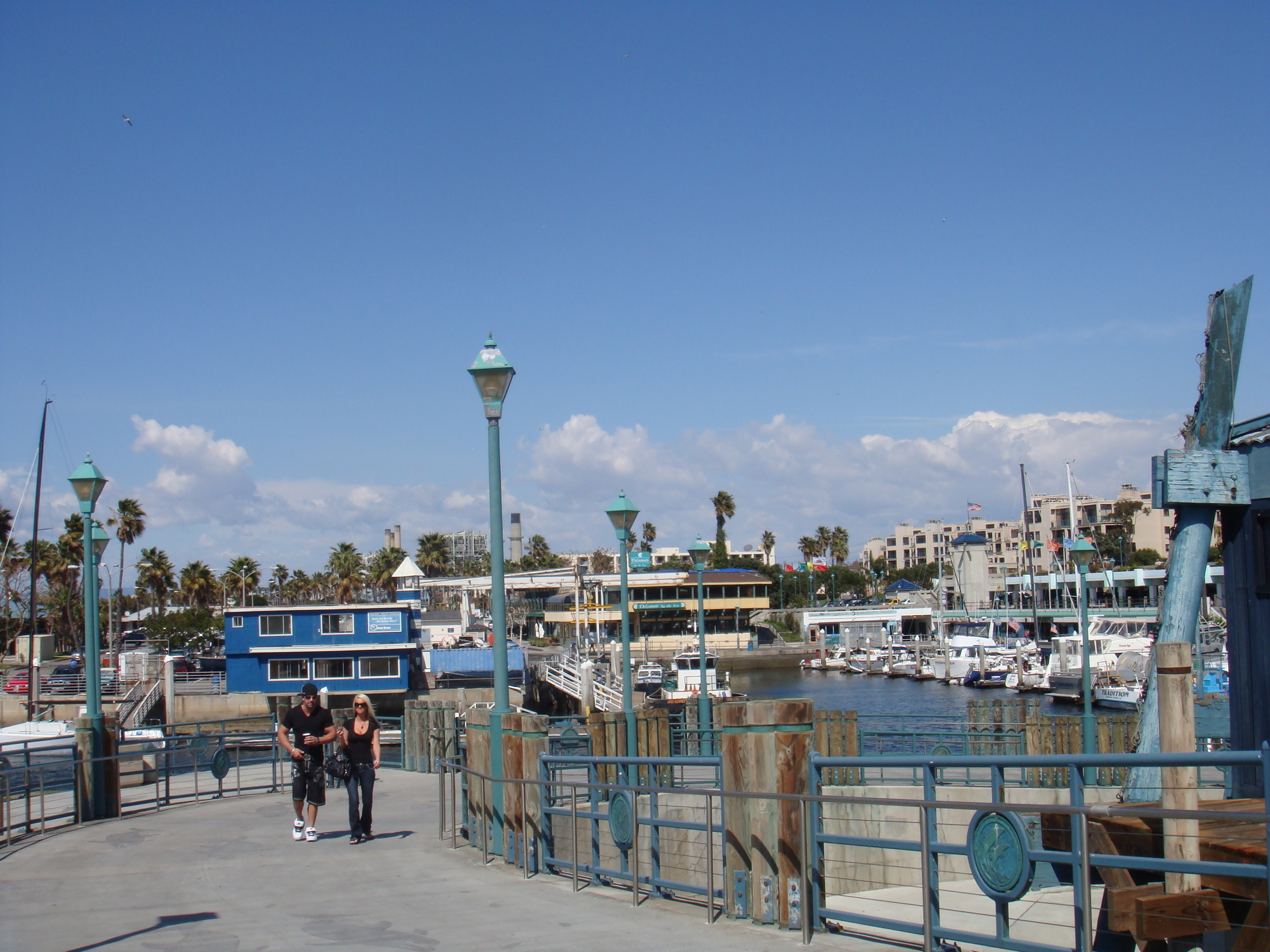 California Images Redondo Beach Pier Hd Wallpaper And Background Photos