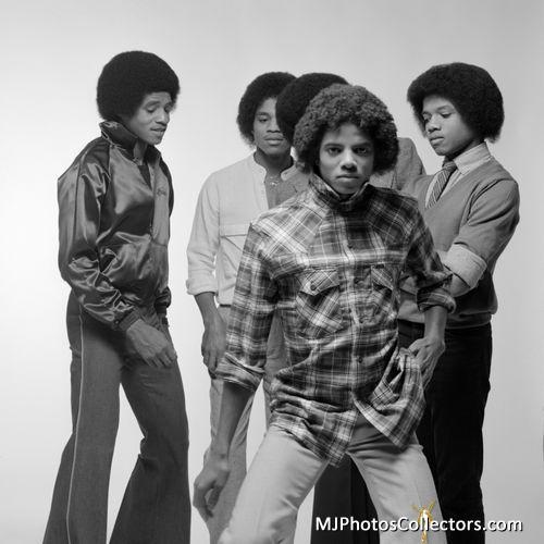 The Jacksons in 1979