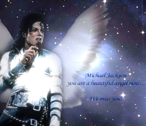* BEAUTIFUL Angel MICHAEL *