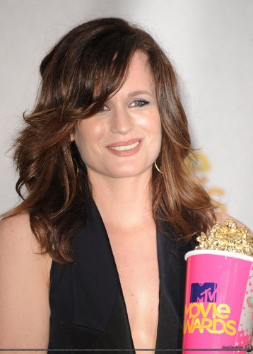 2010 MTV Movie Awards - Press Room