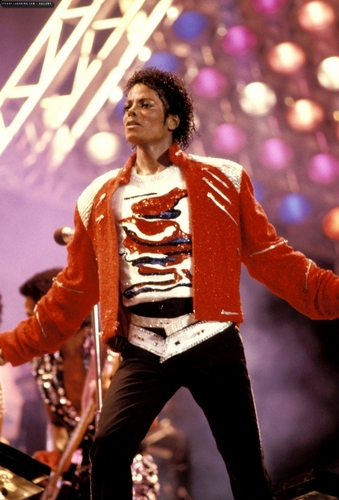Victory Tour Beat It