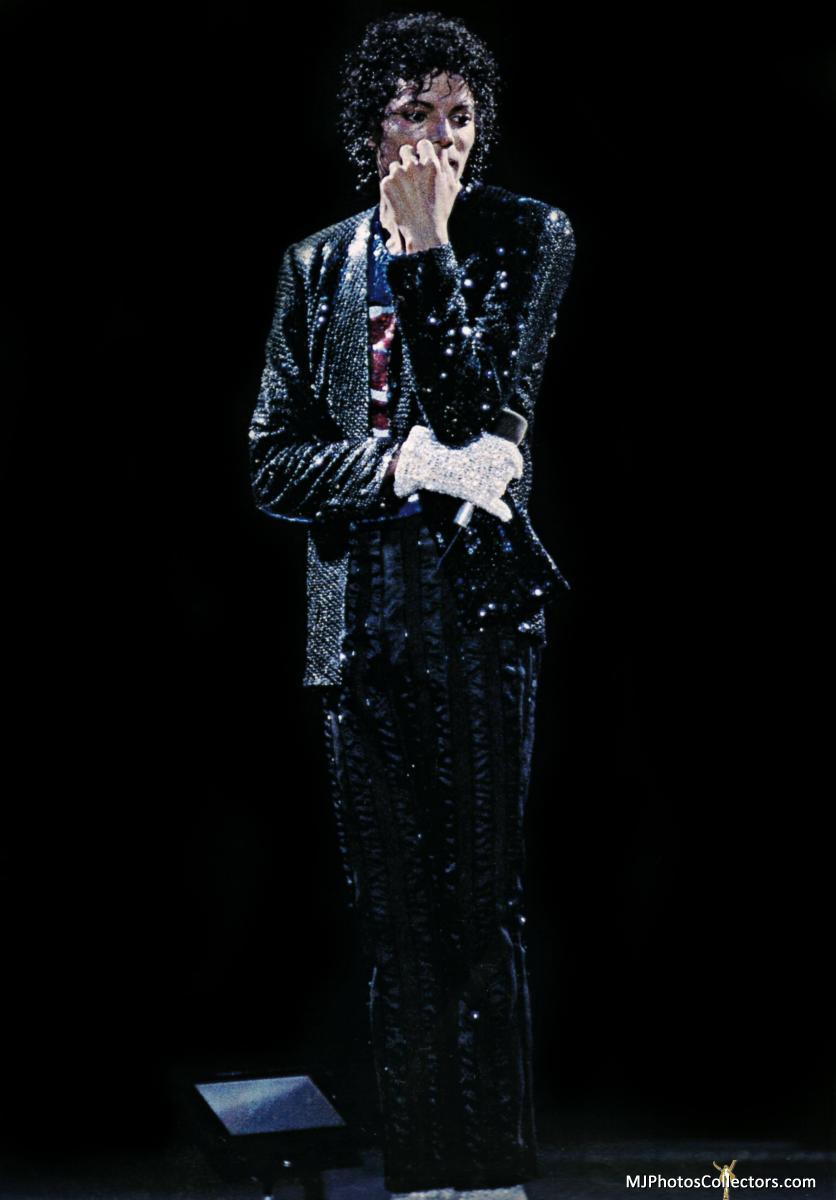 Victory Tour Billie Jean Michael Jackson Photo 12771054 Fanpop