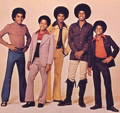 * THE GREAT JACKSON 5 *