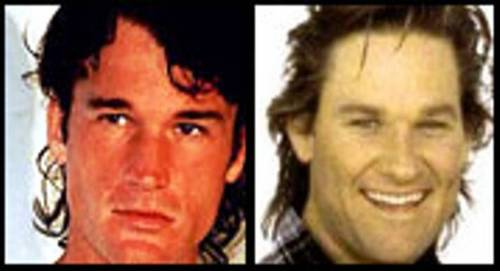 CARLOS MOYA AND CURT RUSSEL