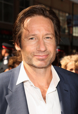 "David Duchovny@the 2009 Toronto Int. Film Fest. ""The Joneses"""