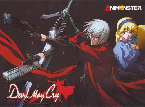Devil may cry (scan)