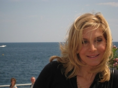 Elizabeth Mitchell Monte Carlo Interview