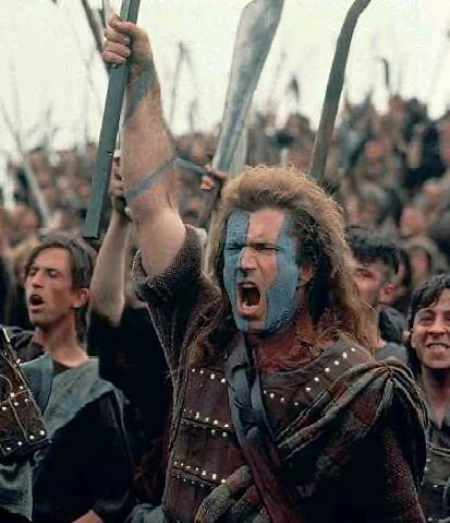 Mel Gibson / William Wallace