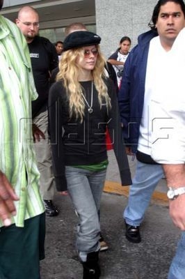 Mexico City Airport - 12.09.04