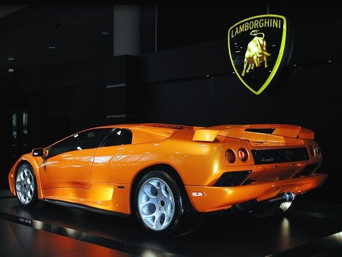 lamborghini{ The Best}