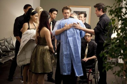 puck and the glee club