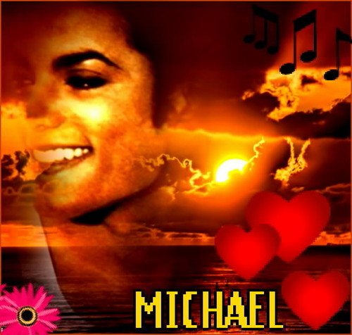 * DEAR MICHAEL anda ALWAYS IN OUR jantung *