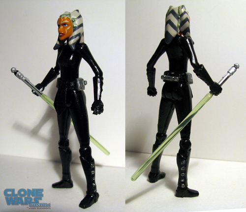 Ahsoka in Black