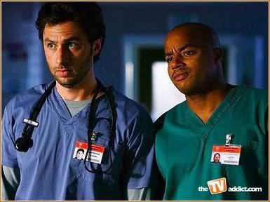 Turk and JD