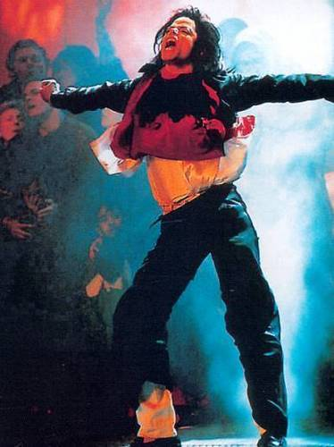 mj- earth song