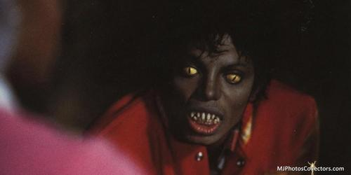 Cuz this is Thriller..