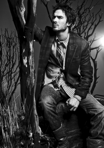 Ian Somerhalder- Photoshoot 2010