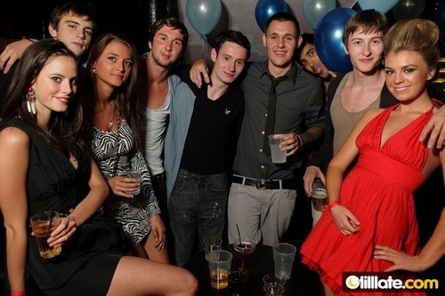 Kaya at Chesney's Birthday Bash