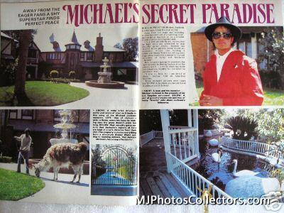 MJ in Newspapers