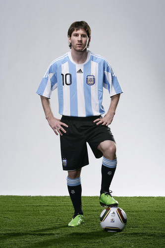 Messi - 2009 FIFA World Player Of The Year