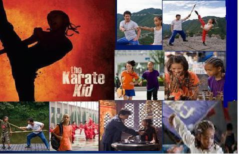 My Karate Kid Poster