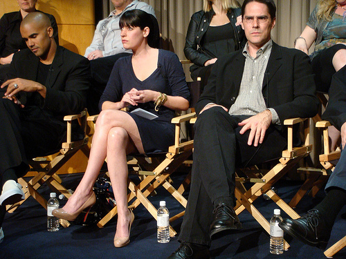 Paget and CM cast@Paley Center 2008