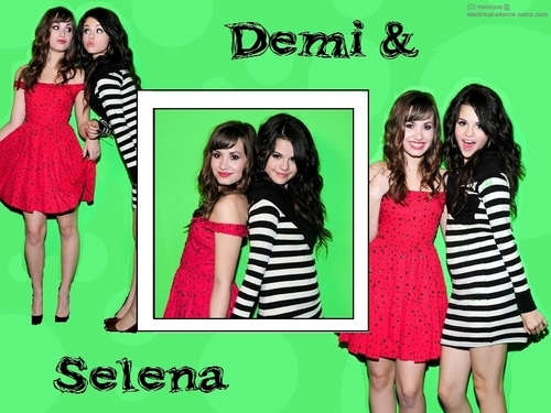 selena n demi best Friends