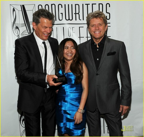 Charice Honors David Foster