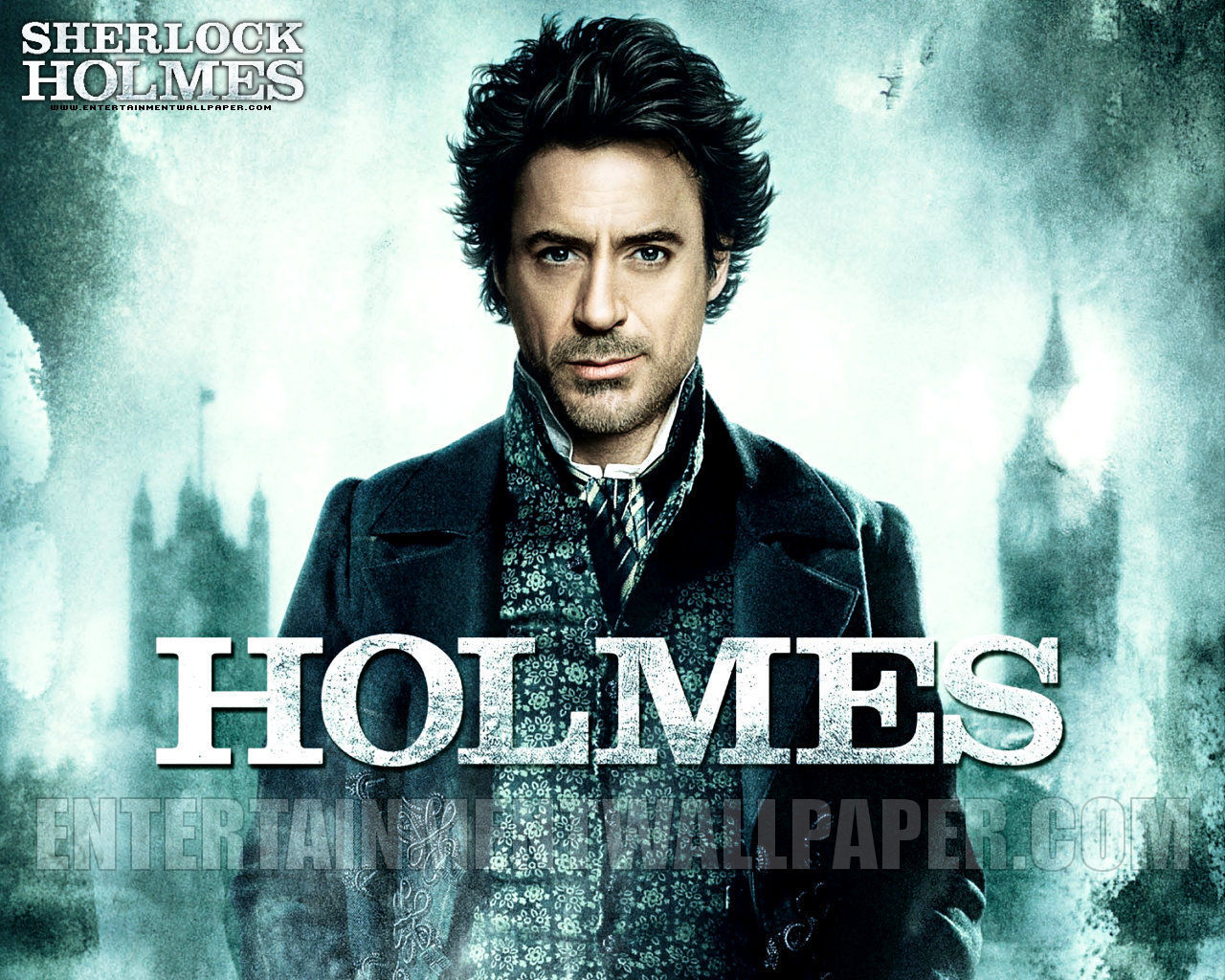Holmes Robert Downey Jr As Sherlock Holmes Wallpaper 13119288