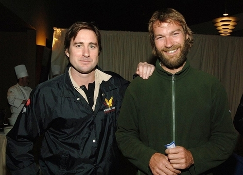 Luke and Andrew Wilson