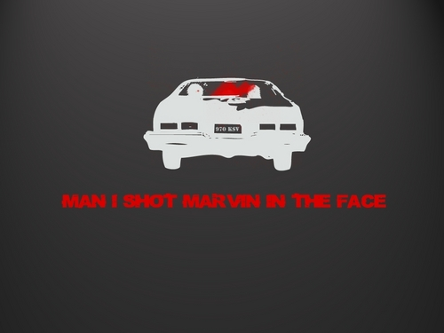 Man I Shot Marvin In The Face