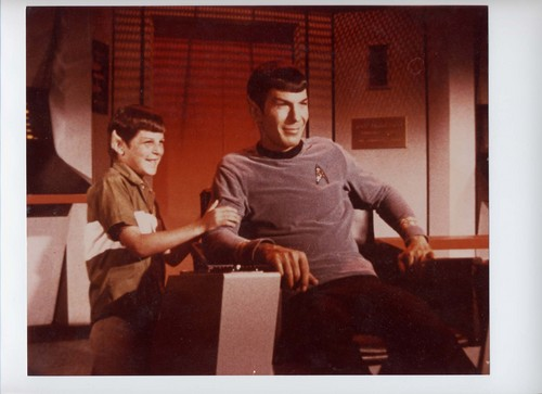 The Real Nimoy