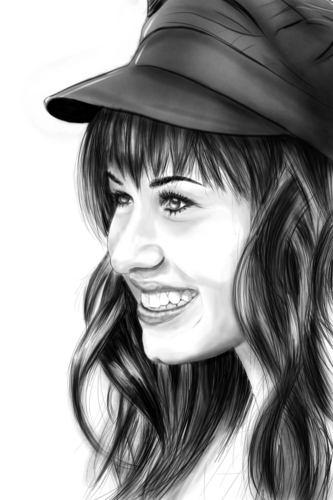 demi drawings