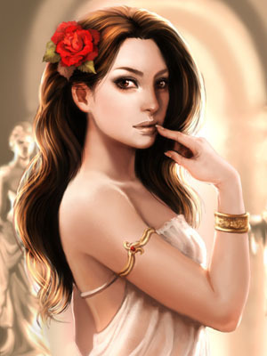 Aphrodite card pic from Percy J.