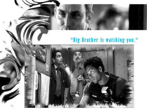 Big Brother Is Watching आप