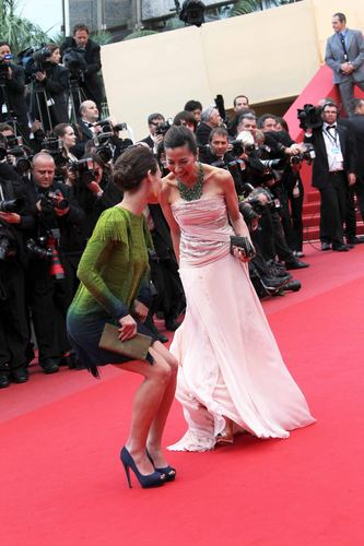 Evangeline Lilly Cannes Festival