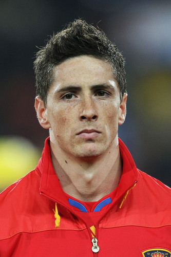 Fernando Torres - Spain (2) vs Honduras (0)
