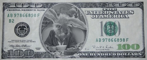March Hare money