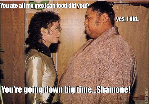 More More Funny Macros of MJ