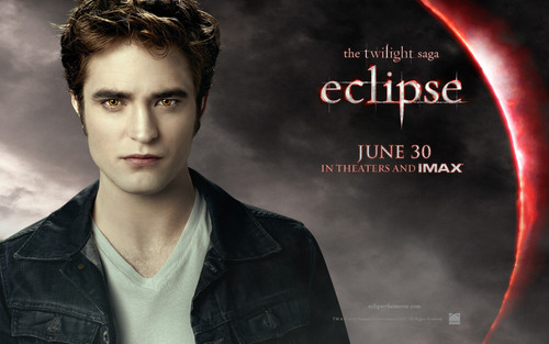 Robert Pattinson-Twilight Saga Eclipse