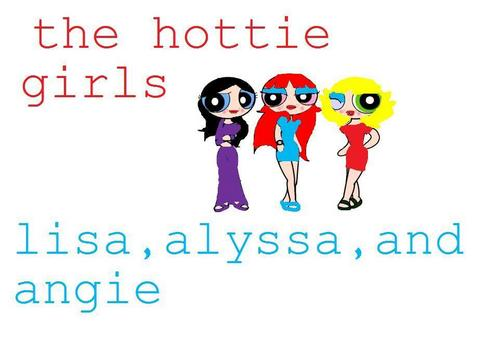 the hottie girl fight cute boys with thier cuteness