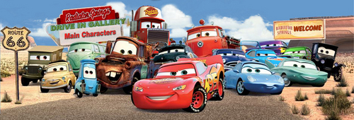 All Disney Cars pictures