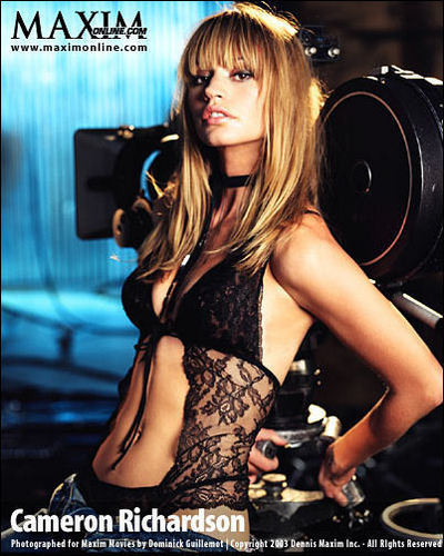 Cameron Richardson <3